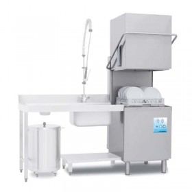 ELETTROBAR - Lave-vaisselle PLUVIA commandes mécaniques