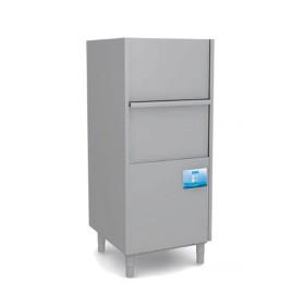 ELETTROBAR - Lave-batterie NIAGARA grand panier 560 x 630 mm