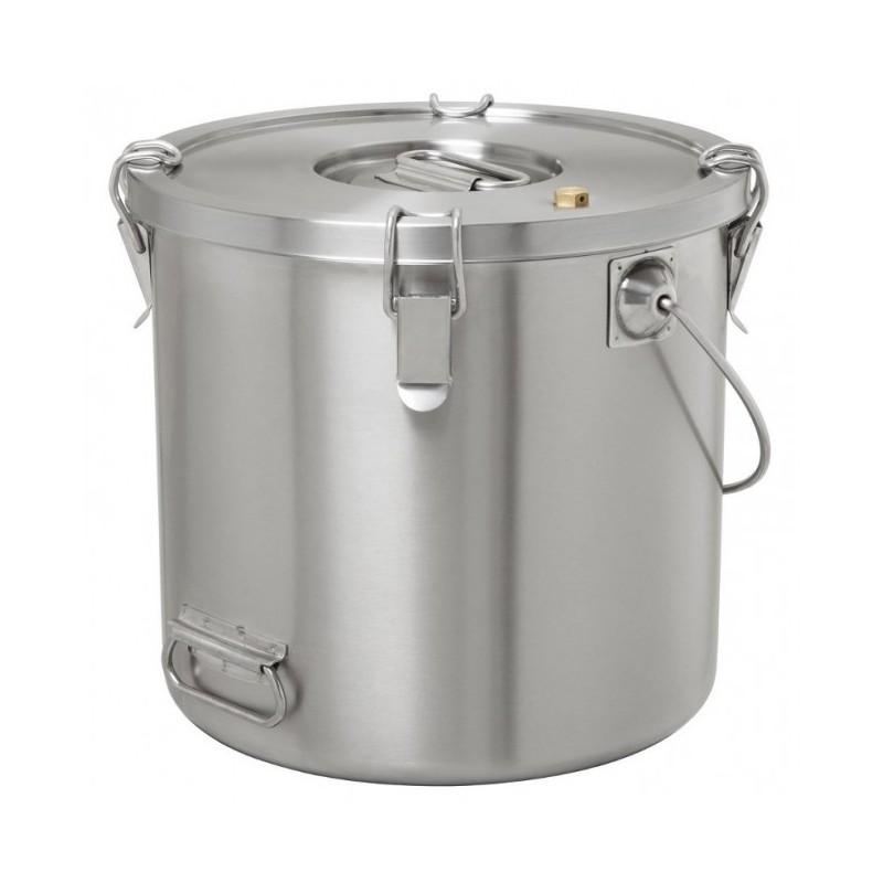 BARTSCHER - Conteneur isotherme 20 L pour le transport des aliments