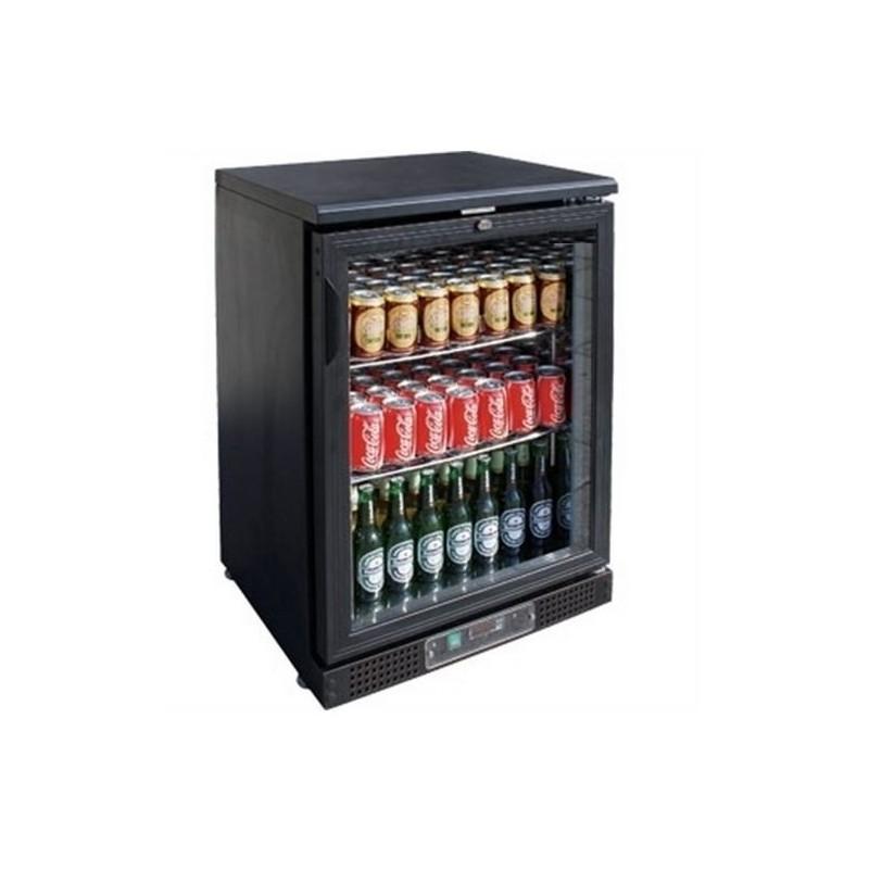 CHR-AVENUE - Arrière bar réfrigéré 140 L, 1 porte vitrée battante