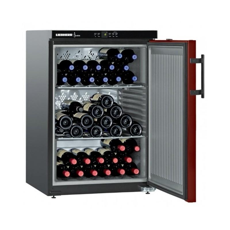 LIEBHERR - Cave à vin 65 bouteilles porte pleine